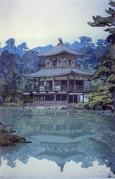 Le Kinkaku-ji (金閣寺, Temple du Pavillon d'or) est le nom usuel du Rokuon-ji (鹿苑寺, temple impérial du jardin des cerfs) situé à Kyōto au Japon