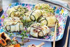 Zucchini-Fischpäckchen Rezept | LECKER