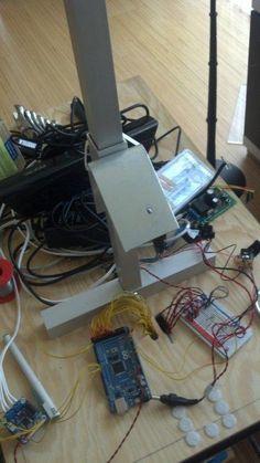 Aufbau für die Kinect Arno, Robot, Home Appliances, House Appliances, Appliances, Robots