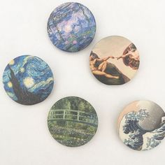 Art badges via Ugly6. Click on the image to see more!