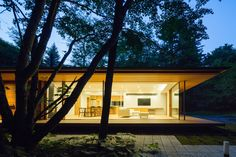 Gallery of Yokouchi Residence / Kidosaki Architects Studio - 19