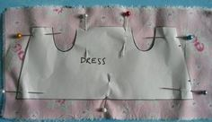 great simple dress idea