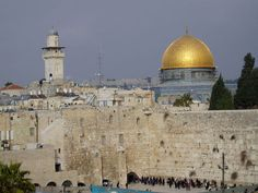 Jerusalem, Israel ... Within a matter of kilometers you can switch from the history and intensity of the Old City, to the cosmopolitan buzz of downtown.