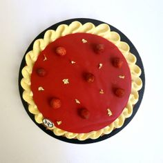 """Fantastik """"Fraisier"""" French Cake, French Patisserie, Pastel, French Pastries, Pastry Cake, Eat Dessert First, Molecular Gastronomy, Confectionery, Bakeware"""