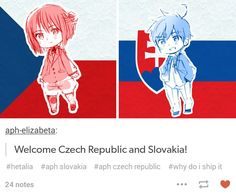 Hima finally decided to revise Czechoslovakia!! Yay!! *throws confetti* Congrats and welcome Czech Rep. And Slovakia!!