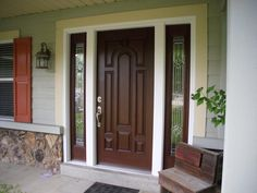cheap exterior doors for home
