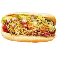 Healthy Hot Dog Recipes & Healthy Hamburger Recipes