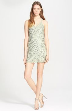 Parker 'Candor' Beaded Dress available at #Nordstrom