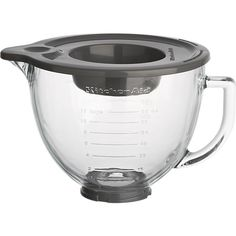 Really want a 2nd mixing boel. Glass would be awesome, but not sure if i can use it with my 6 qt machine (not tilt head). KitchenAid® Stand Mixer Glass Mixer Bowl in Mixers