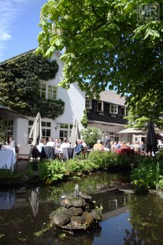 Lage Vuursche - Restaurant Hotel De Kastanjehof