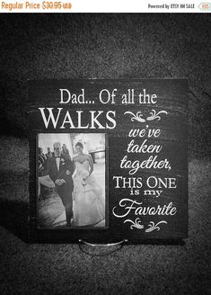 10% OFF Custom Picture Frames Gifts for Dad Father's by SignChik