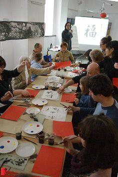 Dni Kultury chińskiej w Centrum Kultury Zamek