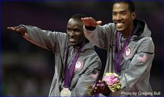 Gator Track stars Will Claye and Christian Taylor Gator chomping after winning gold and silver in the Triple Jump at the 2012 Olympics! For news on all Gator sports, visit GatorCountry.com today!