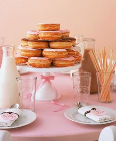 5 Creative Ways To Use Donuts At Your Wedding