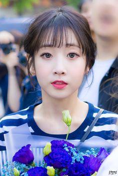 (7) Twitter Kpop Girl Groups, Korean Girl Groups, Kpop Girls, K Pop, First Girl, My Girl, Lovelyz Jiae, Gal 3, Woollim Entertainment