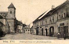 Wien 16, Alt-Ottakring, ca. 1900