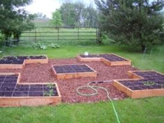 Square foot garden! by jackie