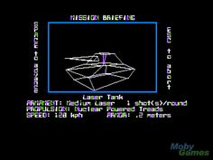 Stellar 7 Apple II Mission briefing Apple Iie, Videogames, Tech, Retro, Video Games, Rustic, Gaming, Technology