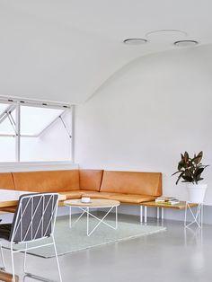 Kitchen Banquette | Rosalie House by Owen Architecture