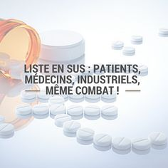 Liste en sus : patients, médecins, industriels, même combat ! Geek Stuff, Memes, Industrial, Geek Things, Meme