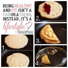 C'è chi dice che non potrebbe mai mangiare albume e avena a colazione! Beh io dico, invece, di guardare oltre...e a cio' che puo' saltare fuori con due semplici ingredienti! Non porti dei limiti...uno degli step verso il successo è proprio quello di PROVARE!!! Buongiornooo ❄️ #Anna #eatclean #breakfast
