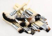 Fanáticos de la alta calidad 28 unids maquillaje de oro Mineral Brush set / envío gratis