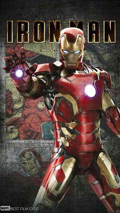 Iron Man......... Ms Marvel, Marvel Comics, Marvel Heroes, Marvel Avengers, Iron Men, Iron Man Avengers, Iron Man Hd Wallpaper, Iron Man Art, Iron Man Tony Stark