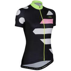 Wiggle | dhb Women's Blok Dasher Short Sleeve Jersey fietstruien korte mouw