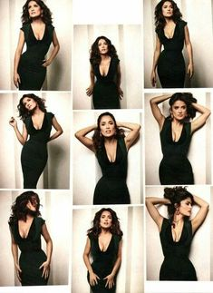 Salma Hayek for 'Latina' Magazine November 2011 - The Latino model poses well. Portrait Photography Poses, Photography Poses Women, Photography Courses, Digital Photography, Intimate Photography, Salma Hayek, Photographie Portrait Inspiration, Shotting Photo, Studio Poses
