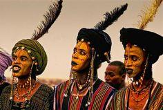 アフリカの美男子コンテスト Gerewol (ゲレウォール) | Sworld