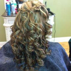 Bridesmaid Hair!!