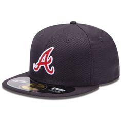 Atlanta Braves 2013 Authentic Collection Diamond Era 59FIFTY Game Cap