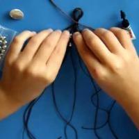 Come fare un braccialetto Maya