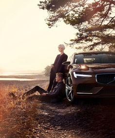 Volvo Estate Concept (2014) : un avant-goût de V70