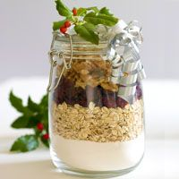 California Walnut Breakfast Cookie Gift Jar