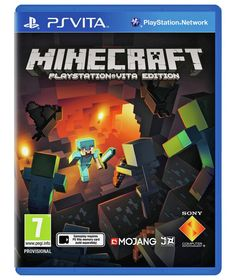 Buy Minecraft PS Vita Game at Argos.co.uk - Your Online Shop for PS Vita games.