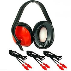 Clever! >> Security Ear Muff Plugs Noise Listening to Safety Earplugs