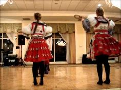 CZECH ETHNIC FOLK DANCES.wmv  Another example of Moravian folk music and dance