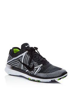 Nike Women's Free Flyknit Lace Up Sneakers   Bloomingdale's
