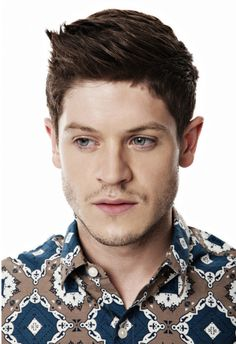 Iwan Rheon. Those eyes could look into my soul.