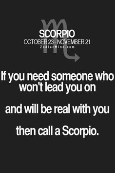 Zodiac Mind - Your source for Zodiac Facts Scorpio Zodiac Facts, Scorpio And Cancer, Astrology Scorpio, Scorpio Traits, Scorpio Love, Scorpio Quotes, Zodiac Mind, My Zodiac Sign, Zodiac Quotes