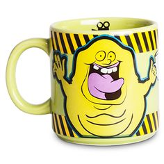 Caneca Chocolate Verde Coffee Busters