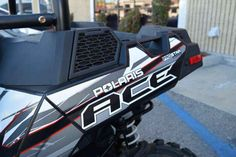New 2016 Polaris Ace 900 SP ATVs For Sale in California. 2016 Polaris Ace 900 SP, SINGLE SEAT BLAST! - Powerful 60 horsepower ProStar 900 engine Premium SP performance package Electronic power steering - ACE Models Warning: The Polaris Sportsman ACE can be hazardous to operate and is not intended for on-road use. Rider must be at least 16 years old with a valid driver's license to operate. Always wear helmet, eye protection, and seat belt, and always use cab nets or doors (as equipped)…