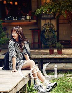 Kim So Hyun - CeCi October 2015 | Beautiful Korean Artists