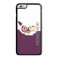 Princess Mononoke iPhone 6 Plus Case