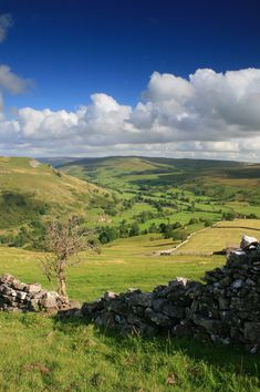 wanderthewood: Yorkshire Dales, England by Lakeland-Photographs Yorkshire England, Yorkshire Dales, North Yorkshire, Cornwall England, England And Scotland, England Uk, Oxford England, London England, Beautiful World