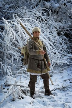 Winter! by Zbranek