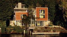 lake house washington resience
