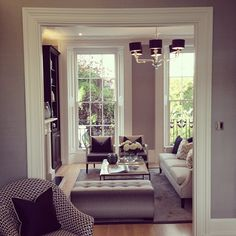 A sneak peak of a newly installed property. Professional pics to follow #th2designs #interiordesign #london