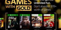 Games With Gold Marzo 2016 Por medio del Blog de Major Nelson, se han dado a conocer cuales serán los juegos gratis del mes de marzo de 2016 para el Xbox One y el Xbox 360, para los gamers que cuentan con una suscripción de de Xbox Live Gold. Como cada mes los... #gameswithgold #videojuegos #xbox
